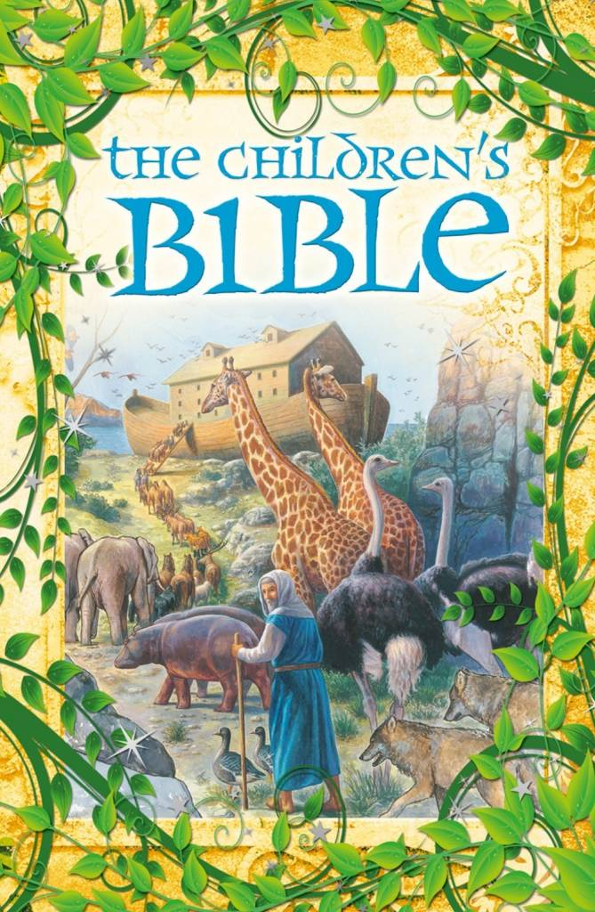 Arcturus Publishing Limited The Children's Bible (Slip-Cased Gift Ed.)
