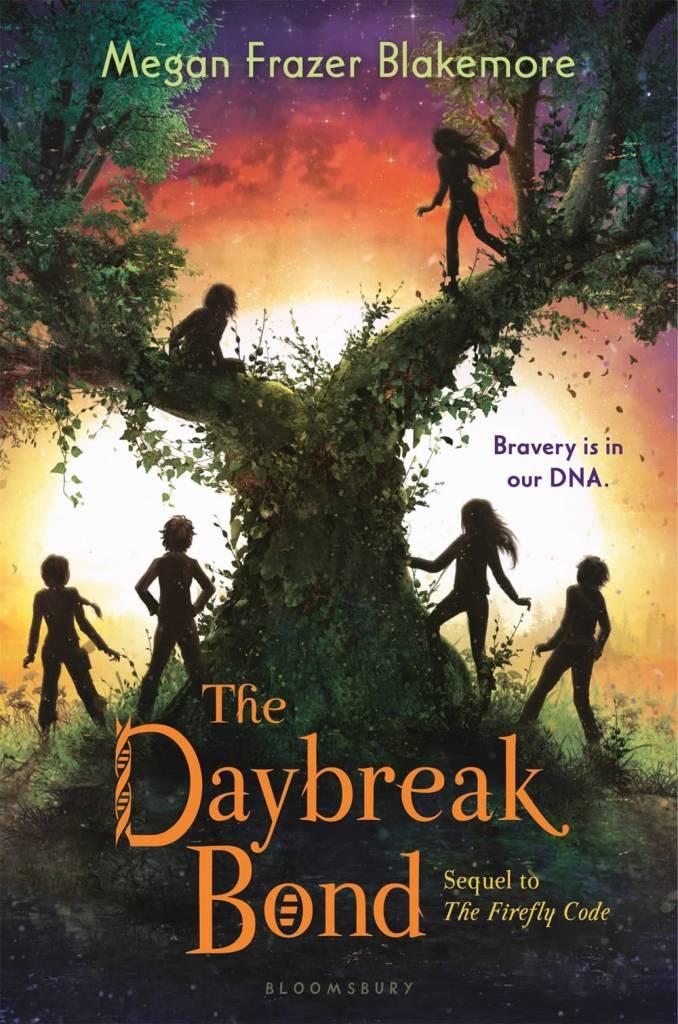 Bloomsbury USA Childrens The Daybreak Bond