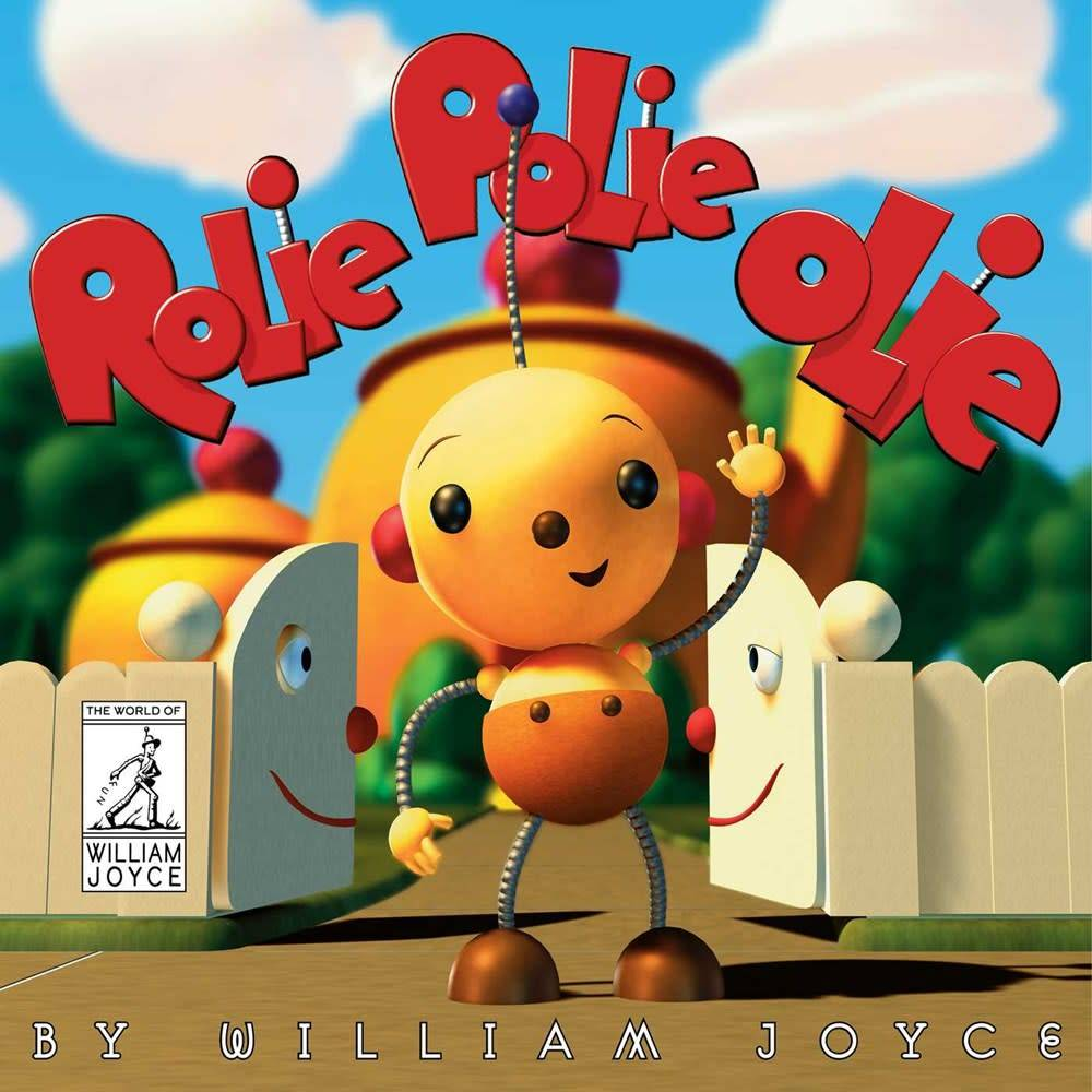 Atheneum Books for Young Readers Rolie Polie Olie
