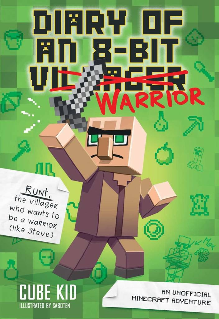 Andrews McMeel Publishing Minecraft: Diary of an 8-Bit Warrior 01