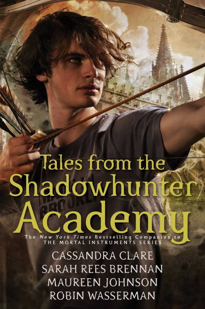 Margaret K. McElderry Books Tales from the Shadowhunter Academy