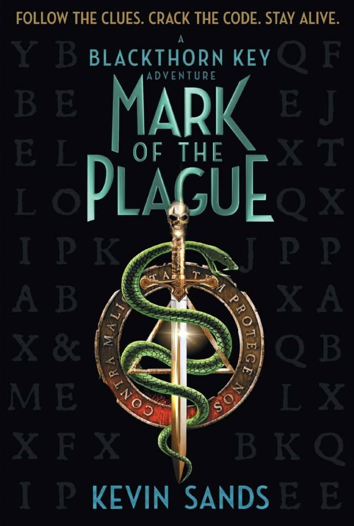 Aladdin The Blackthorn Key 02 Mark of the Plague