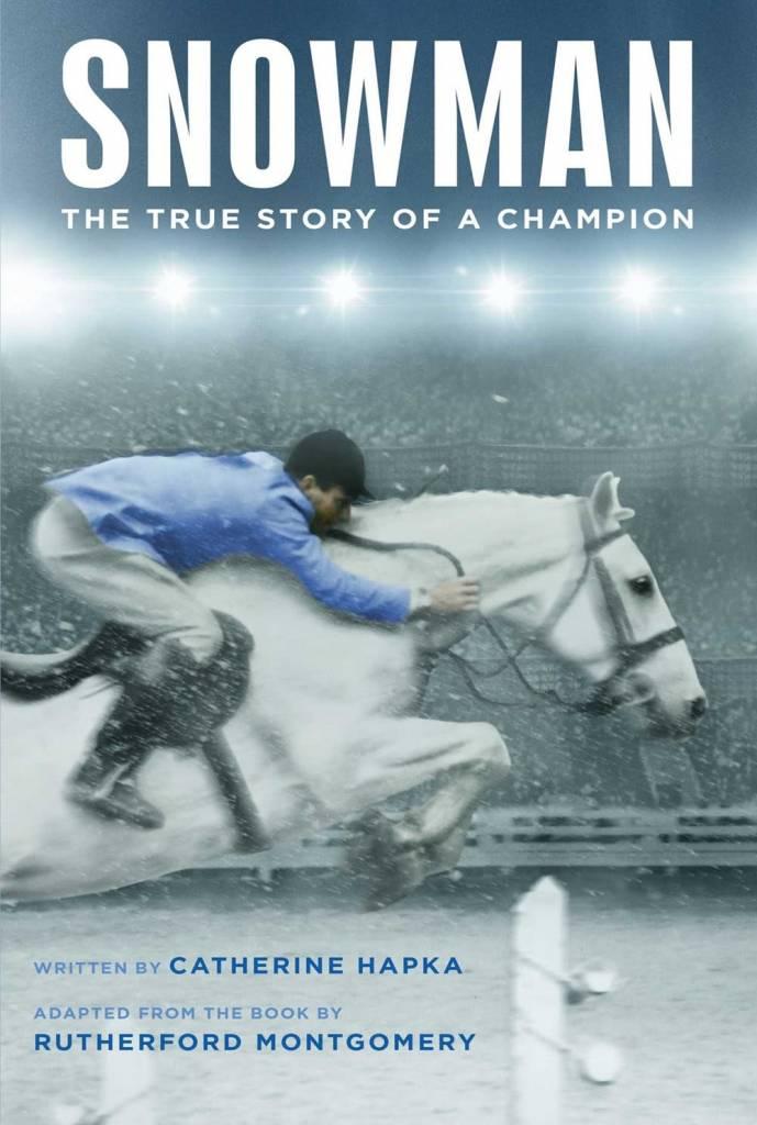 Aladdin Snowman: True Story of a Champion Horse