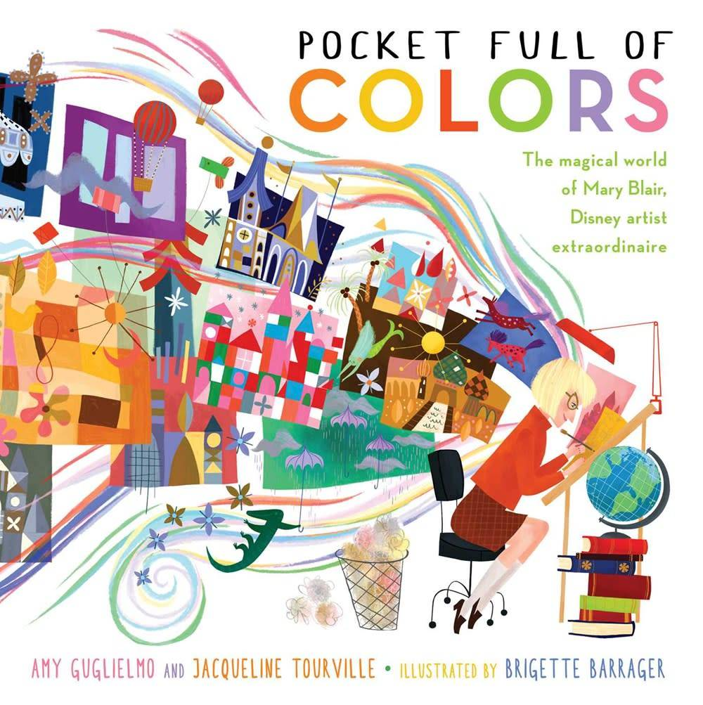 Atheneum Books for Young Readers Pocket Full of Colors