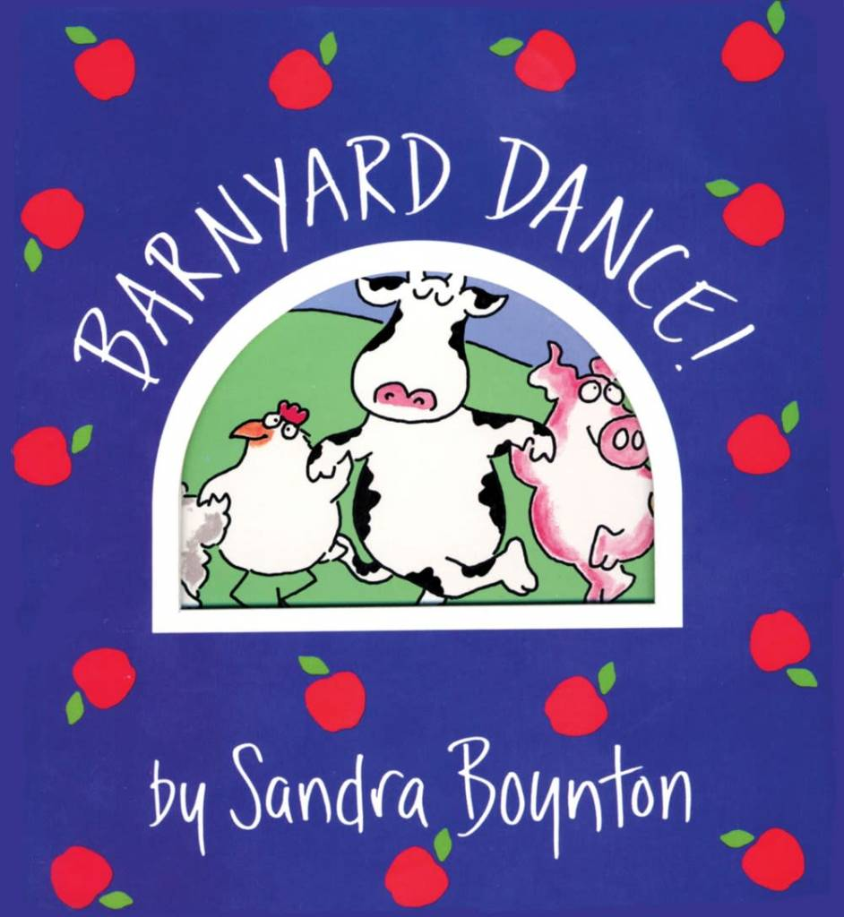 Barnyard Dance (Large Board Book)