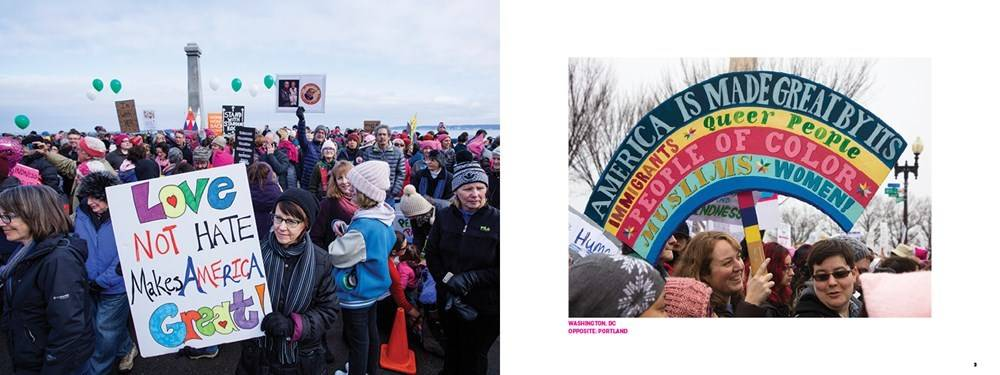Artisan Why We March: Signs of Protest and Hope...
