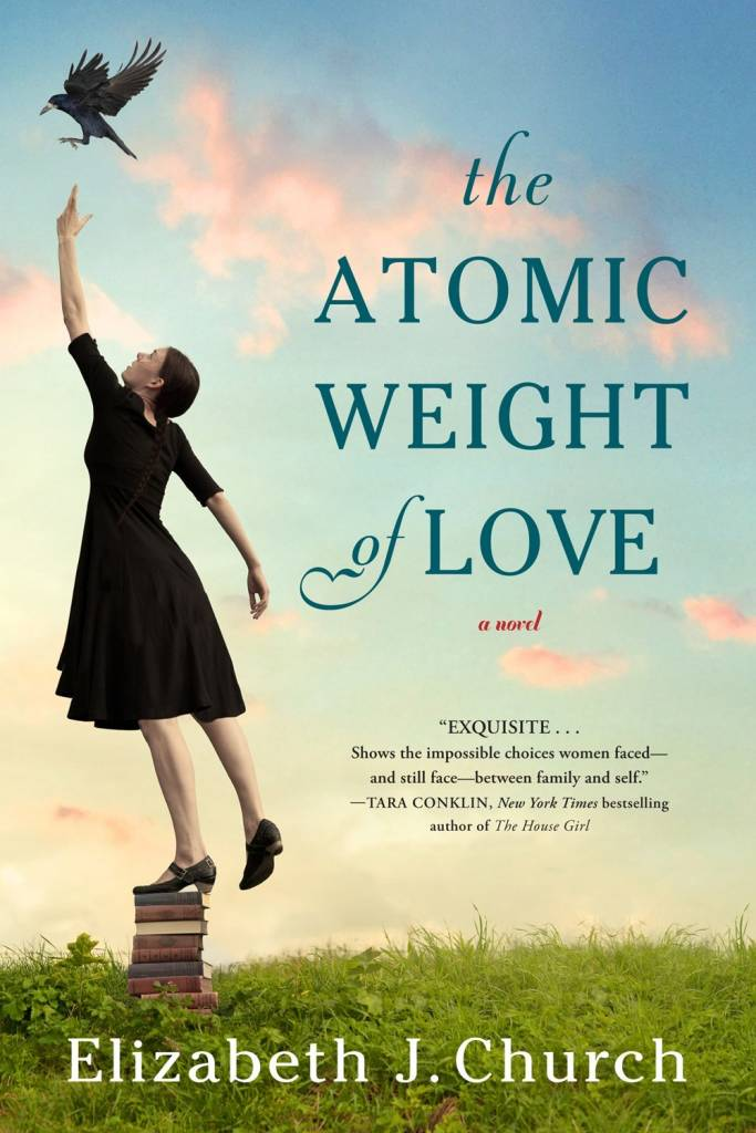 Algonquin Books The Atomic Weight of Love