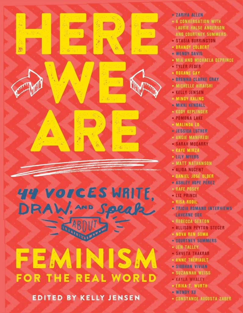 Algonquin Young Readers Here We Are: Feminism for the Real World