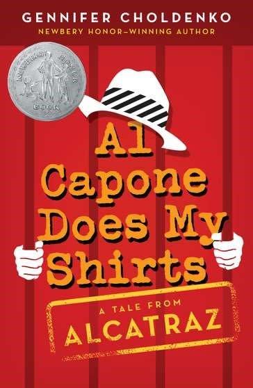 Puffin Books Al Capone At Alcatraz 01 Does My Shirts