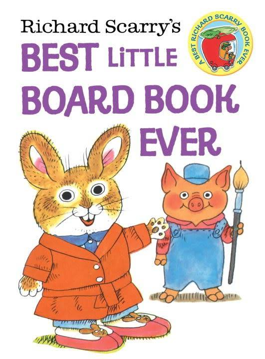 Best Little Board Book Ever