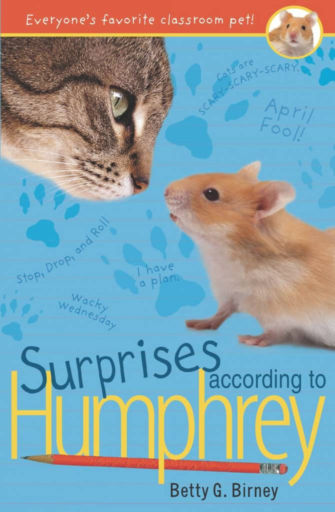 According to Humphrey 04 Surprises