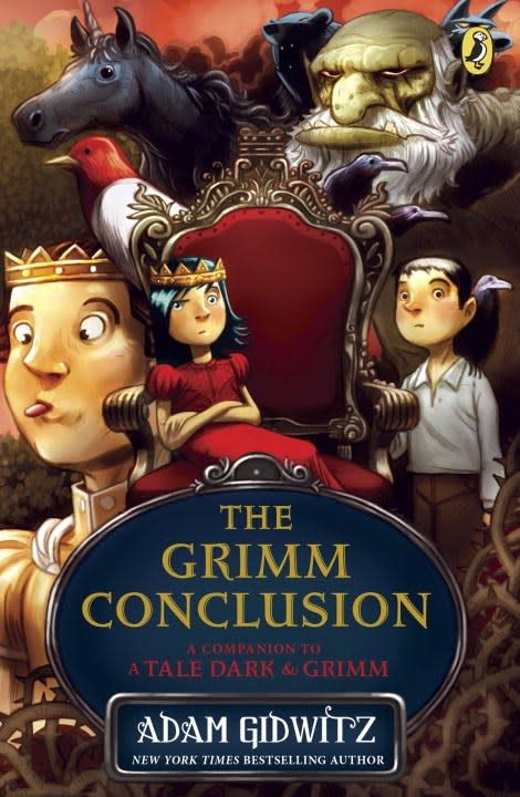 A Tale Dark & Grimm 03 The Grimm Conclusion