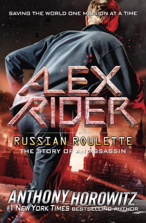Alex Rider 10 Russian Roulette: Story of an Assassin