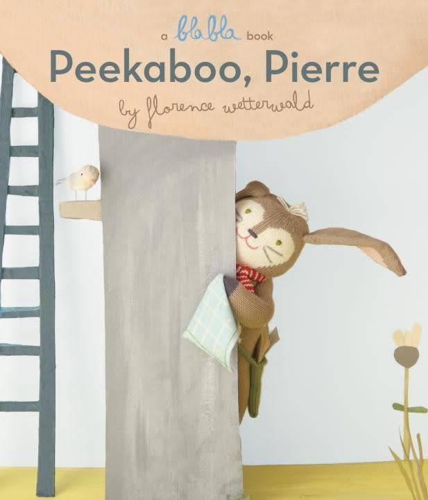 Blabla Books: Peekaboo, Pierre