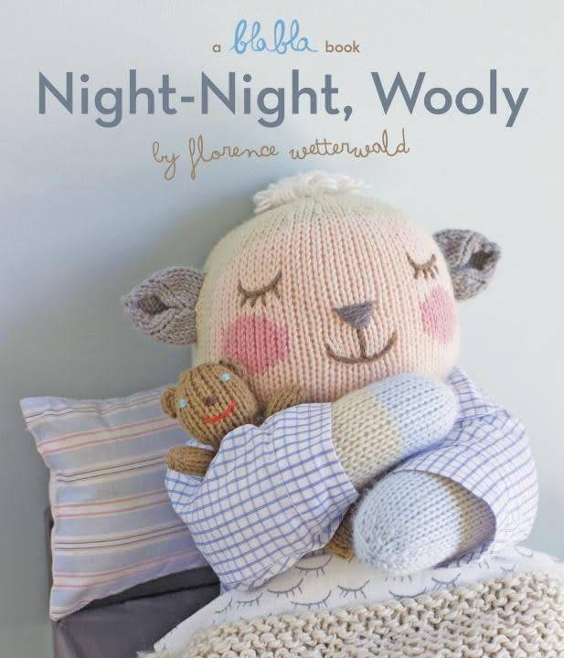 Blabla Books: Night-Night, Wooly