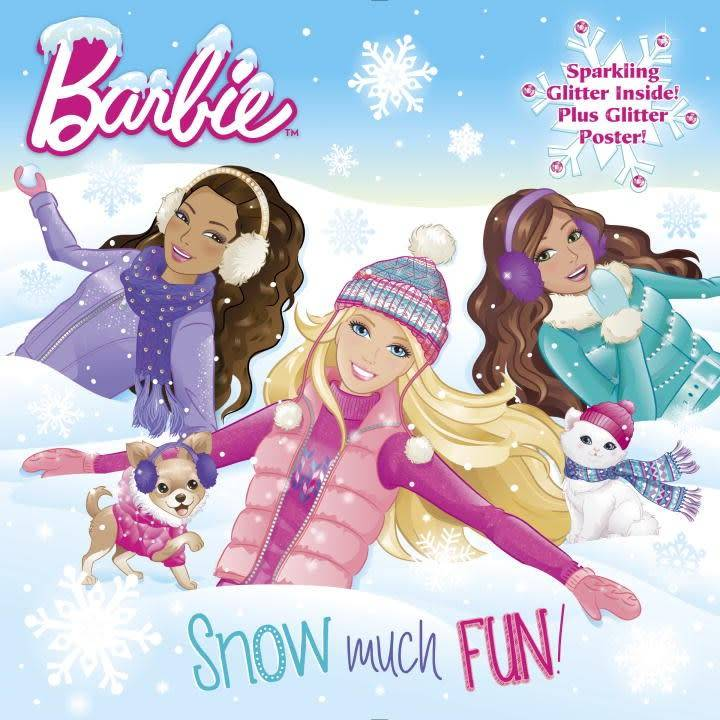 Barbie: Snow Much Fun!