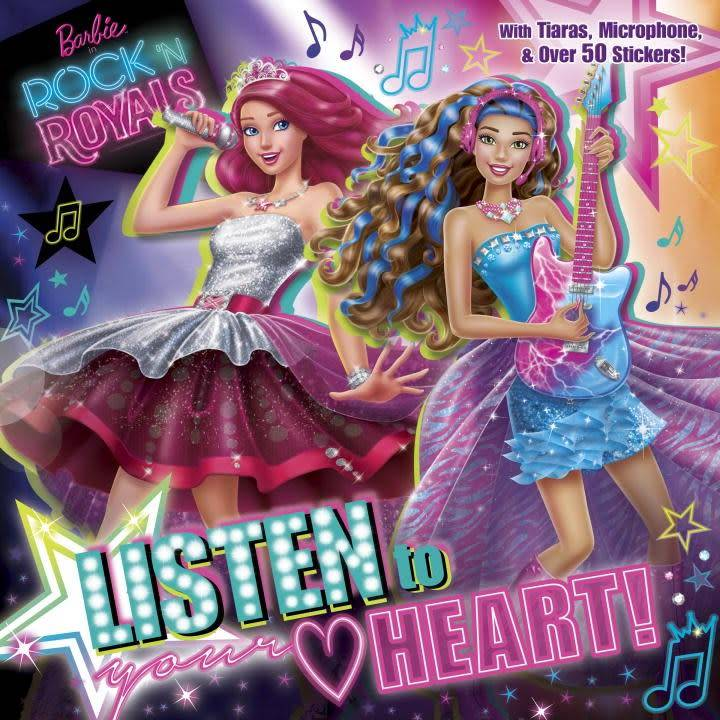 Barbie Rock 'n Royals: Listen to Your Heart