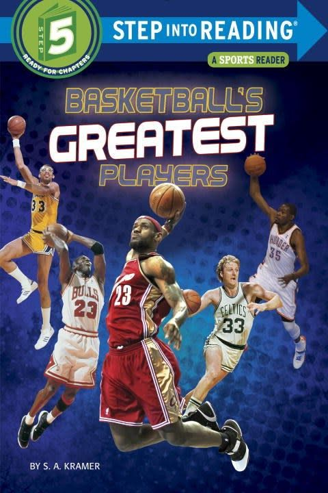 Basketball's Greatest Players (Step-into-Reading, Lvl 5)