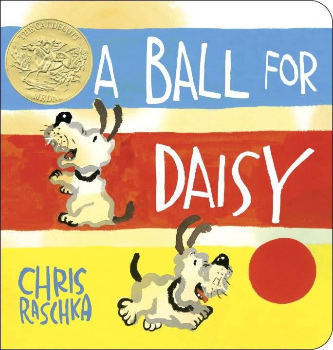 Schwartz & Wade A Ball for Daisy