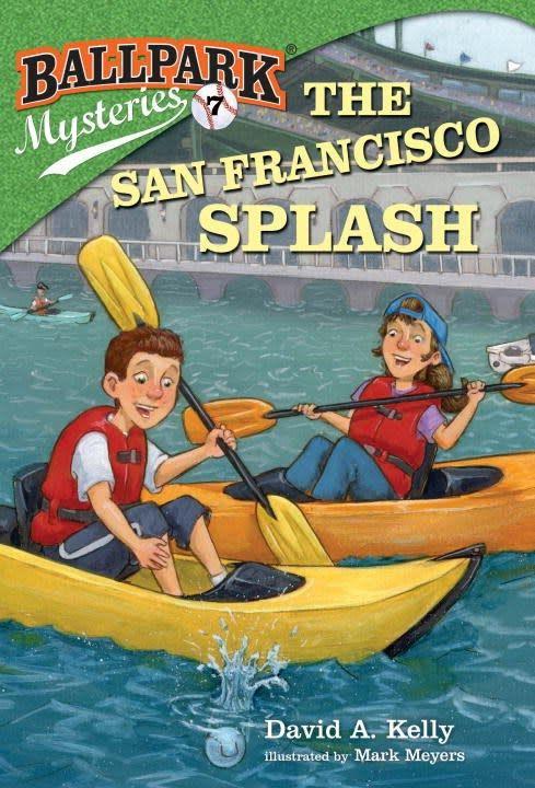 Ballpark Mysteries 07 The San Francisco Splash