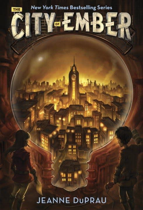 Book of Ember 01 The City of Ember