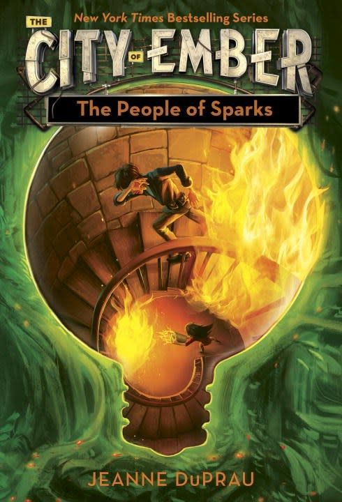 Book of Ember 02 The People of Sparks
