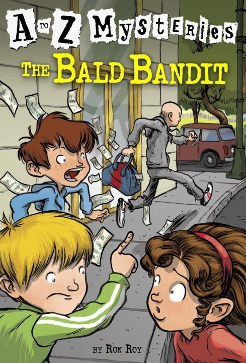 A to Z Mysteries 02 The Bald Bandit