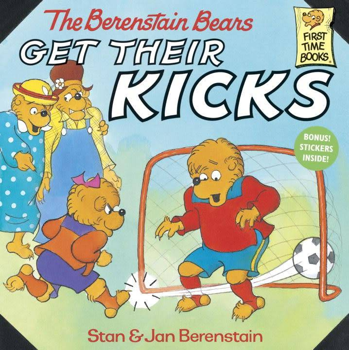 Berenstain Bears: Get Their Kicks