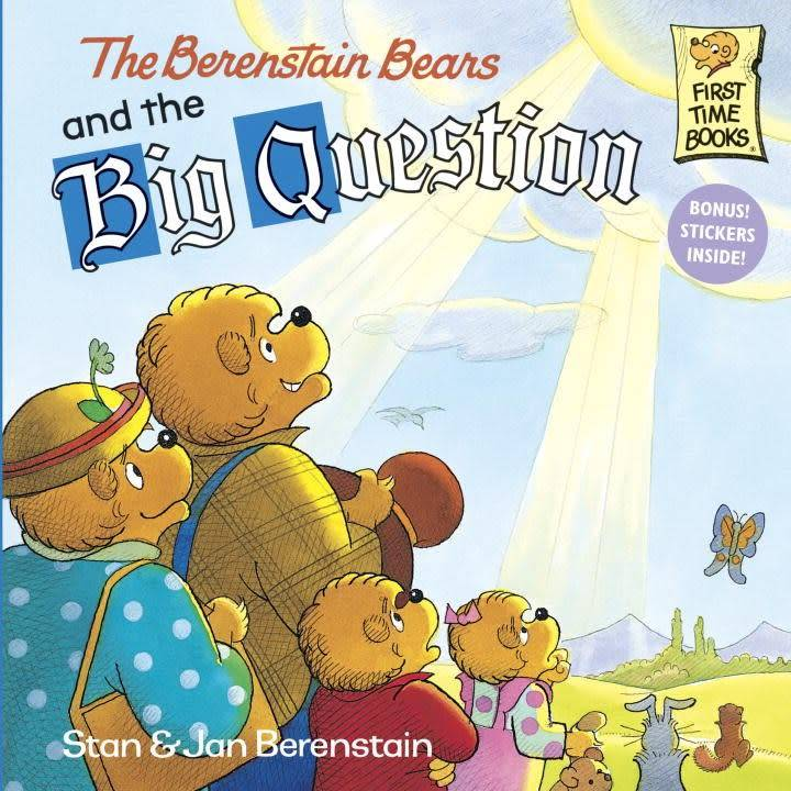 Berenstain Bears: The Big Question