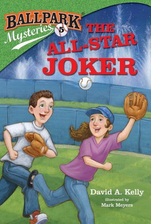 Ballpark Mysteries 05 The All-Star Joker