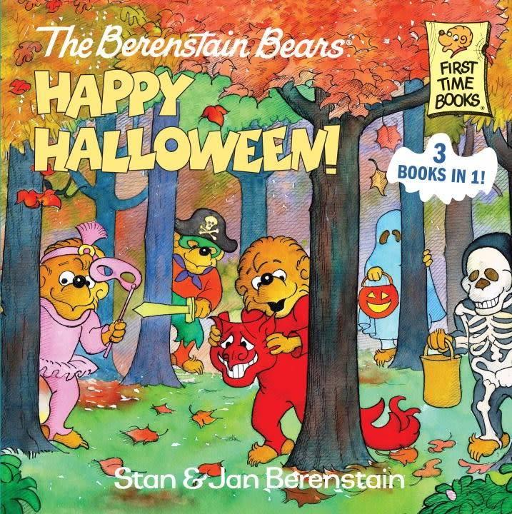 Berenstain Bears Happy Halloween