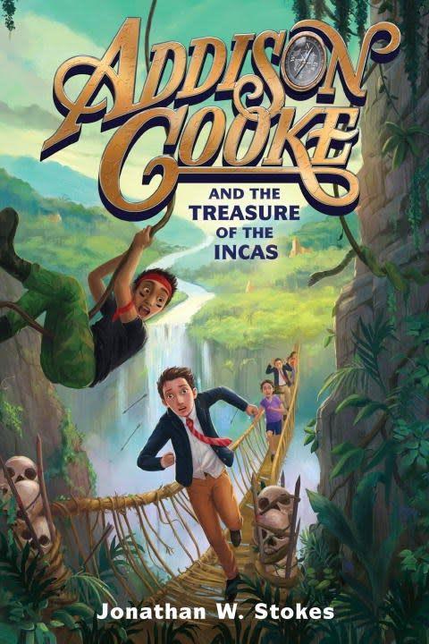 Philomel Books Addison Cooke 01 The Treasure of the Incas