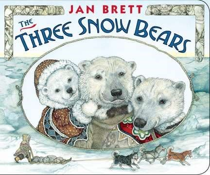3 Snow Bears