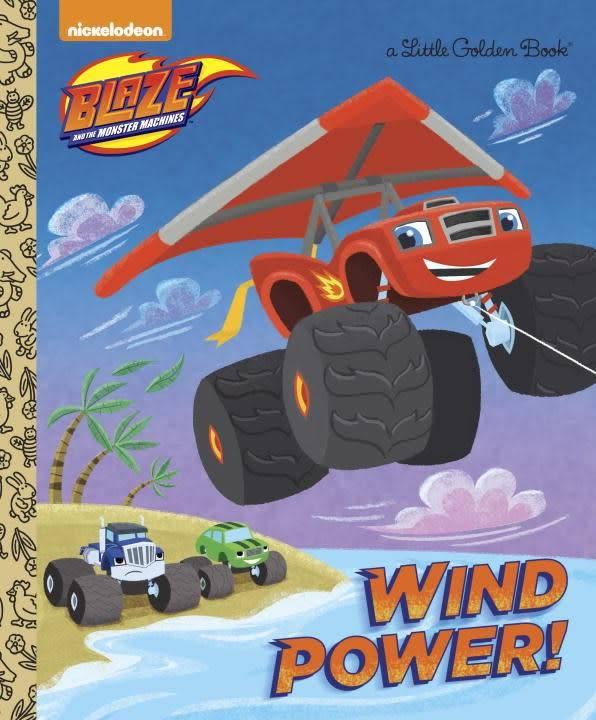 Blaze: Wind Power!