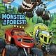 Blaze: Monster in the Forest (Sticker Book)
