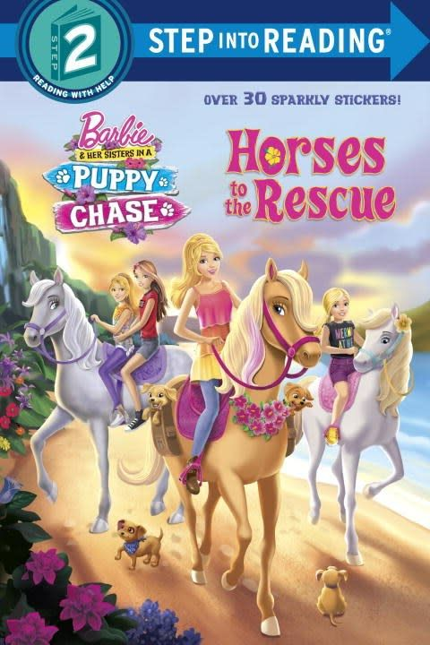 Barbie & Her Sisters: Horses to the Rescue (Ready-to-Read, Lvl 2)