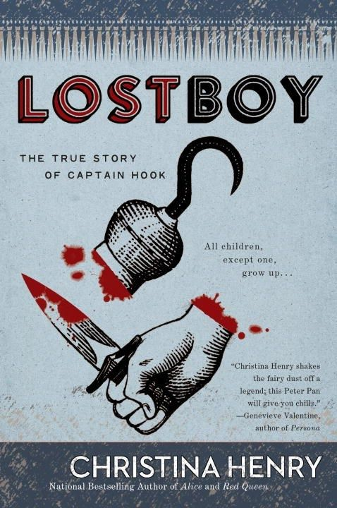 Berkley Lost Boy: The True Story of Captain Hook