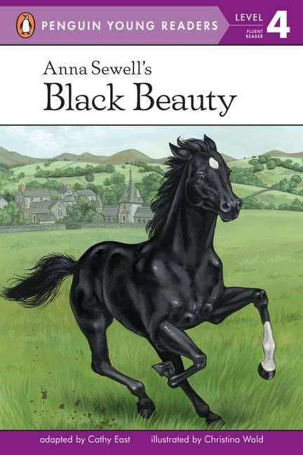 Black Beauty (Penguin Readers, Lvl 4)