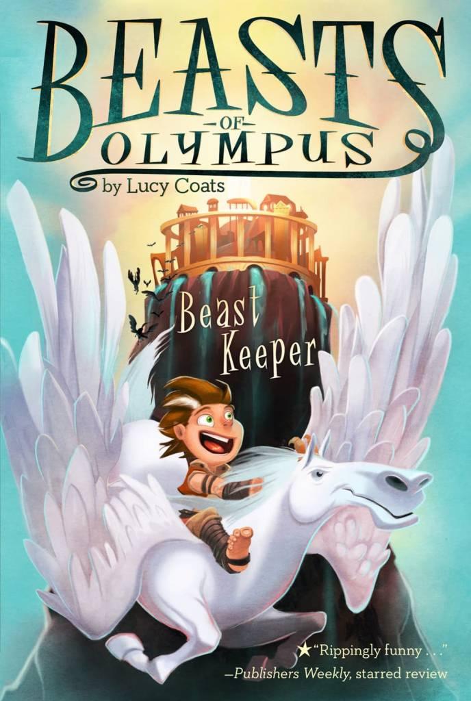 Beasts of Olympus 01 Beast Keeper