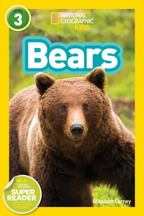 Bears (Nat Geo Readers, Lvl 3)