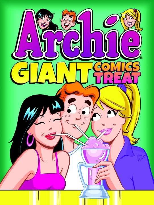 Archie Comics Archie Comics: Giant Comics Treat