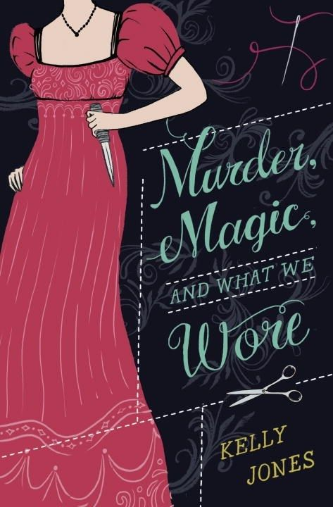 Knopf Books for Young Readers Murder, Magic, and What We Wore
