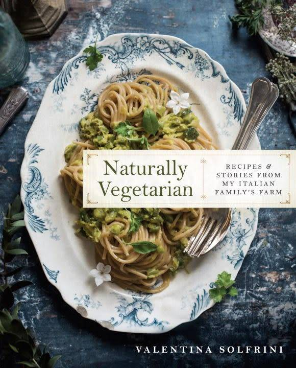 Avery Naturally Vegetarian: ...from My Italian Family Farm