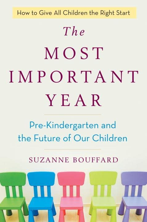 Avery The Most Important Year: Pre-Kindergarten and the...
