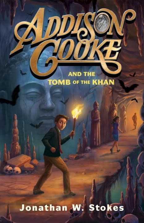 Philomel Books Addison Cooke 02 The Tomb of the Khan
