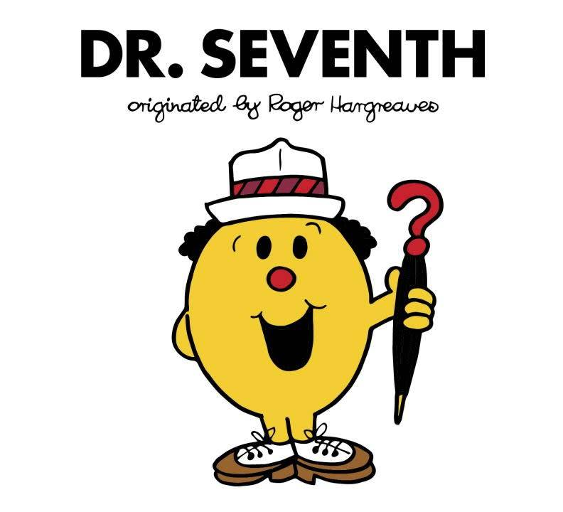Penguin Young Readers Licenses Dr. Seventh