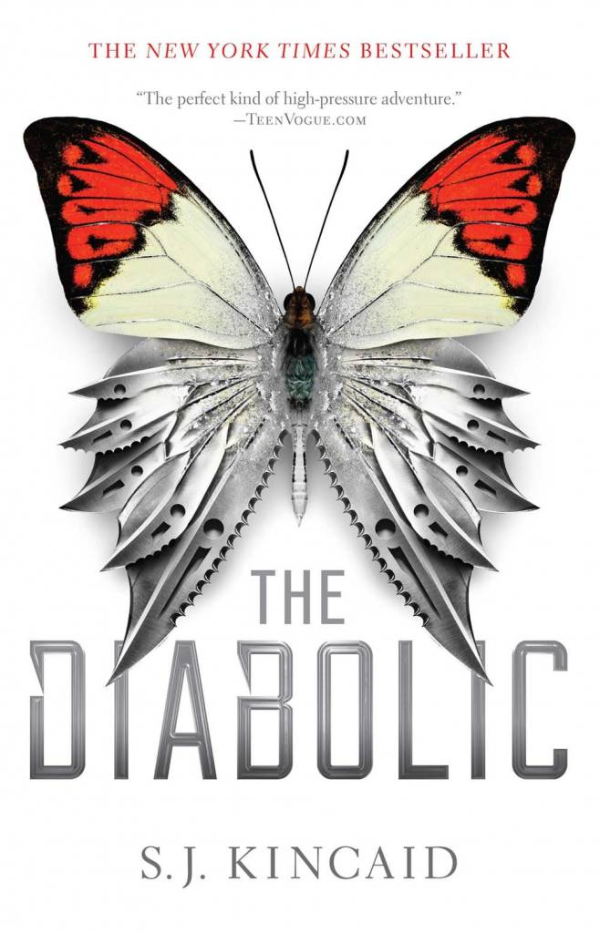 Simon & Schuster Books for Young Readers The Diabolic