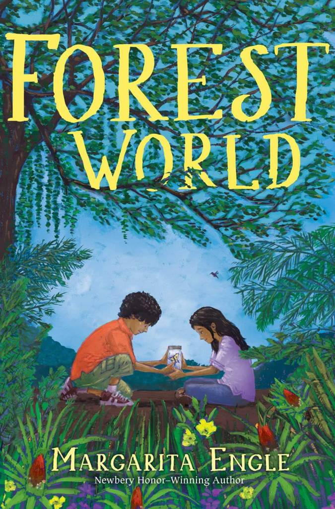Atheneum Books for Young Readers Forest World