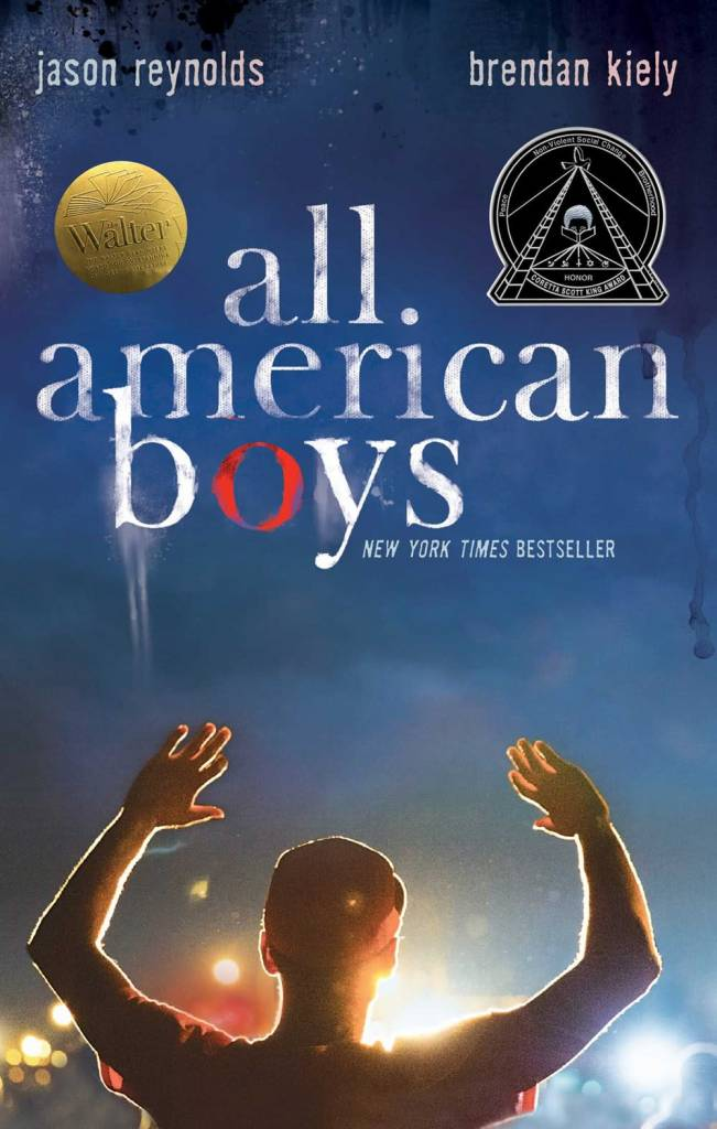 Atheneum/Caitlyn Dlouhy Books All American Boys