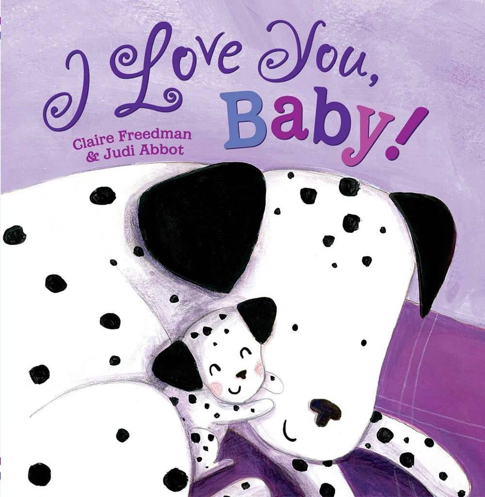 Simon & Schuster/Paula Wiseman Books I Love You, Baby!